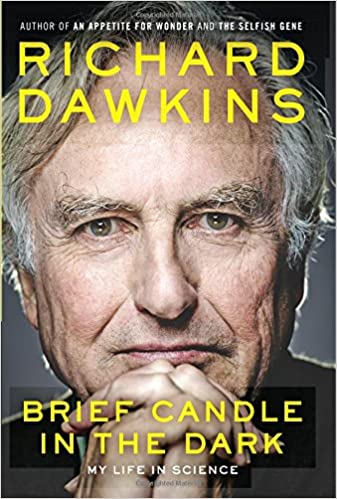 Image result for richard dawkins brief candle in the dark