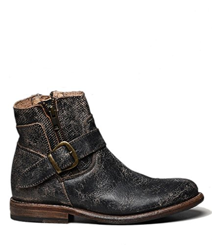 Bed|Stu Women's Becca Boot, Black Lux, 7 M US