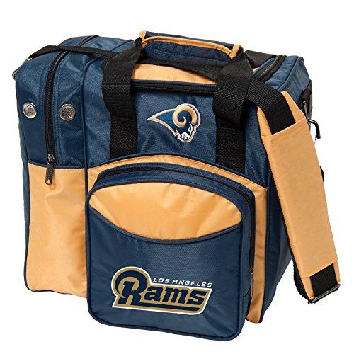 Los Angeles Rams Bowling Bag, Rams Bowling Bag