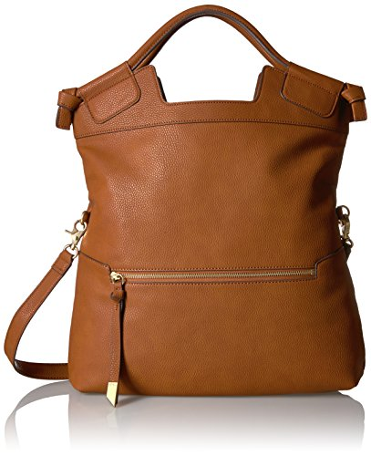 Foley + Corinna Mid City Tote, Cognac (Foley Corinna Handbags Mid City Tote)