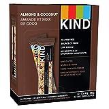 KIND Bars Amande et noix de coco 12ct, sans gluten, 40g