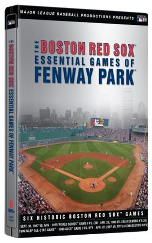 The Boston Red Sox: Essential Games Of Fenway Park [DVD]