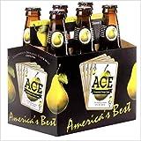 Ace Premium Craft Ciders Pear Cider 6 Piece Bottle, 72 fl oz