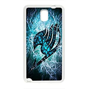 Blue green fairy tail Cell Phone Case for Samsung Galaxy Note3