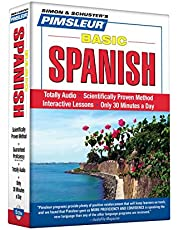 Pimsleur Spanish Basic Course - Level 1 Lessons 1-10 CD: Learn to Speak and Understand Latin American Spanish with Pimsleur Language Programs (Volume 1)