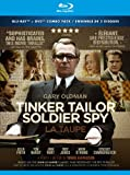 Tinker, Tailor, Soldier, Spy (Blu-Ray + DVD)