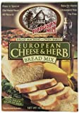 Hodgson European Cheese & Herb Bread Mix, 16 oz