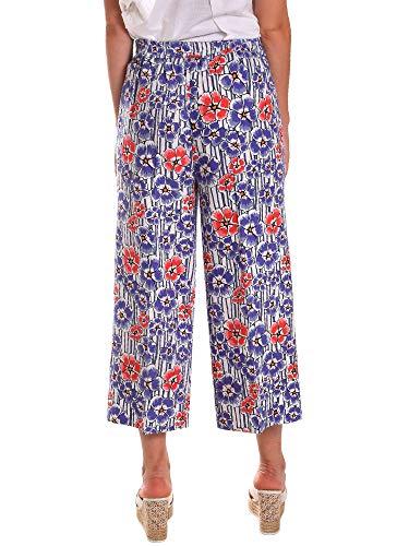 Jeans Pepe PL211053 Bianco Pantalone Donna YpZ1qp