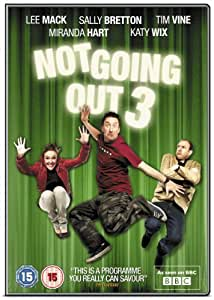 Not Going Out - Series 3 [DVD]
