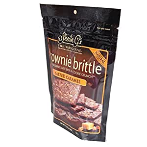 BROWNIE BRITTLE SALTED CARAMEL (Pack of 12)