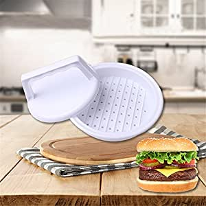 MISS MINI Hamburger Meat Pie Round Mold Bakemeat Maker Multifunctional Kitchen Supplies