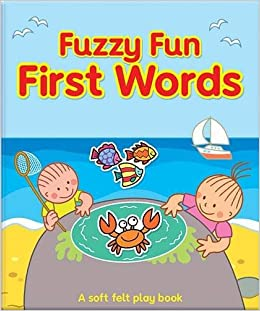 First Words (Soft Felt Play Books)