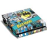 DC Comics Batman PS4 Horizontal (Console Only) Skin - Batman Comic Book Vinyl Decal Skin For Your PS4 Horizontal (Console Only)