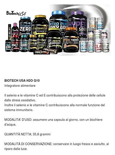 Amazon.com: BiotechUSA H2O Q10 60 capsules Vitamins And Minerals.: Health & Personal Care