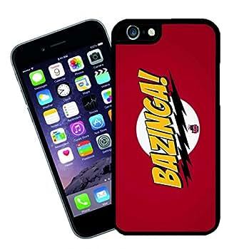 Amazon.com: Big Bang Theory Bazinga iPhone case - This