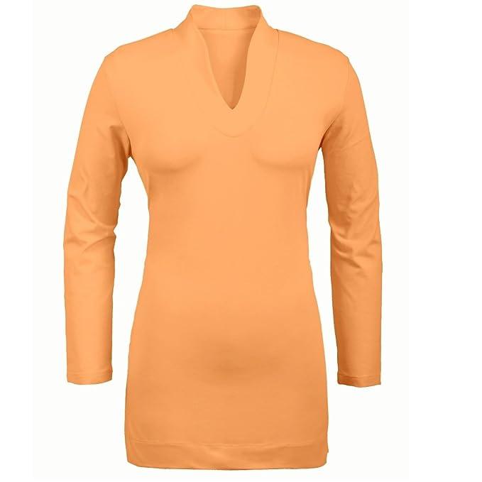 Amazon.com: Cola Yoga mujer Activewear – Shanti Túnica parte ...