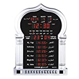 Azan Clock Large For Home Or Masjid With LED Display