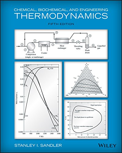 (Chemical, Biochemical, and Engineering Thermodynamics, 5th)