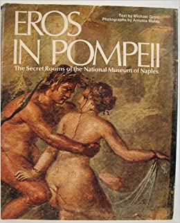 Art collection eros erotic in museum naples pompeii