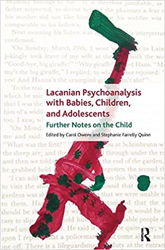 Amazon lacanian psychoanalysis with babies children and lacanian psychoanalysis with babies children and adolescents further notes on the child 1st edition fandeluxe Gallery