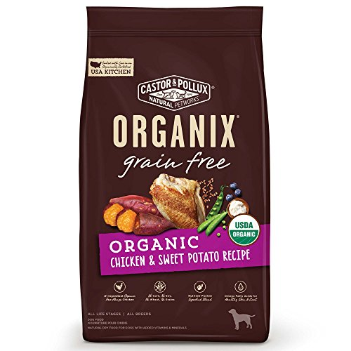 organic chicken dog food - 3