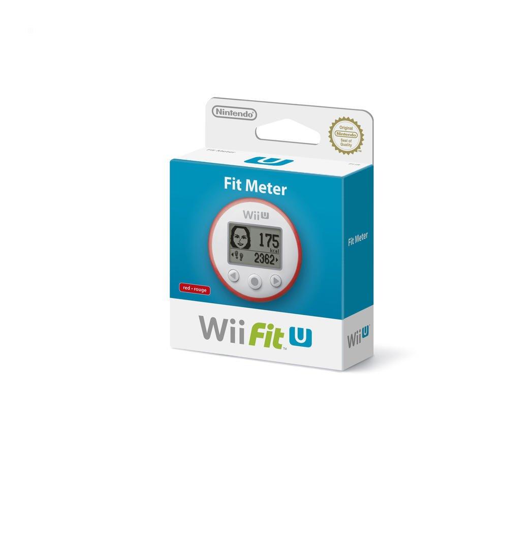 Fit Meter Wii U rouge