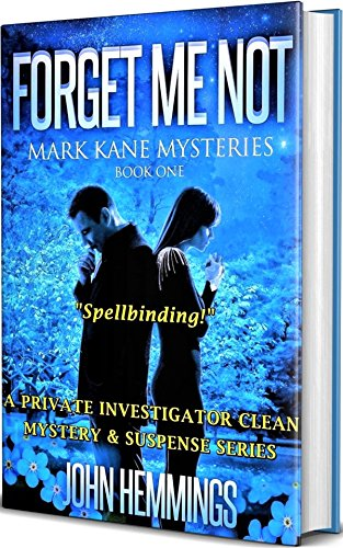 WITH OVER 2,000 5-STAR REVIEWS, THE MARK KANE MYSTERIES SERIES IS A MUST FOR READERS WHO ENJOY GOOD, CLEAN MYSTERIES WITH PLENTY OF TWISTS. 'IF YOU LIKE WHODUNITS, YOU'LL LOVE THESE!'A DEVOTED HUSBAND has planted a carpet of forget-me-nots in memory ...