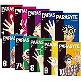 Coleção Parasyte - Volumes 1 a 10