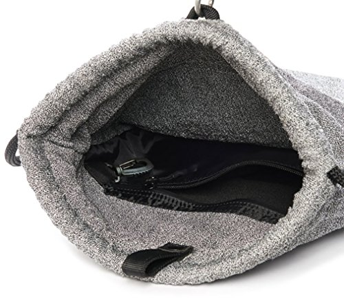 LOCTOTE-Flak-Sack-The-Original-Theft-Resistant-Drawstring-Backpack-Anti-theft-Theft-Proof-Travel-Backpack-Lockable-Slash-Resistant