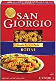 San Giorgio Rotini Pasta 16 oz (Pack of 12)