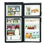 7 cu feet refrigerator - Dometic RM3762RB Double Door RV Refrigerator