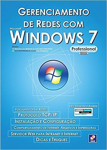 Gerenciamento de Redes com Microsoft Windows 7 Professional