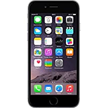 """APPLE 64GB IPHONE 6 A1586 4.7"""" SPACE GREY FACTORY UNLOCKED LTE 4G [2G GSM AND/OR 3G 850(B5)/900(B8)/1700
