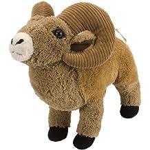 Wild Republic Bighorn Sheep Plush, Stuffed Animal, Plush Toy, Gifts for Kids, Cuddlekins 12 Inches
