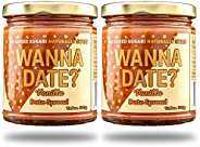 Wanna Date? Vanilla Date Spread, Vegan, Paleo Friendly, Gluten-Free, Dairy-Free, Non-GMO, No Added Sugar, Low