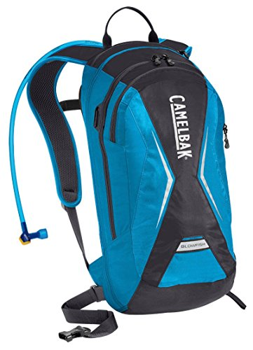 CamelBak 2016 Blowfish Hydration Pack, Methyl Blue/Charcoal