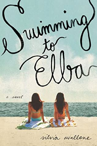 book cover of Swimming to Elba