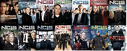 NCIS: The Complete Series 1-14 - Now With Season 14 (Ncis Dvd Set)