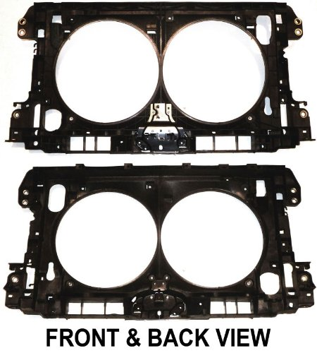 OE Replacement Nissan/Datsun Altima/Maxima Radiator Support (Partslink Number NI1225185)