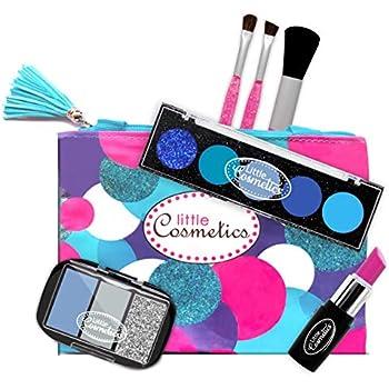 Amazon Com Little Cosmetics Pretend Makeup Signature Set Toys Games