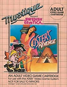 Custer's Revenge for the Atari Video Game System