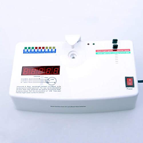 Pevor Optical Lens Anti-Radiation Ultraviolet Ray Tester Detector Meter Monitor Detector Glasses