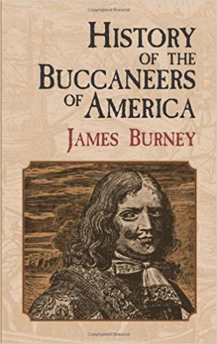 Book History of the Buccaneers of America