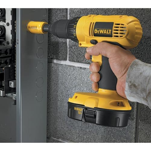 Using as compact Drill