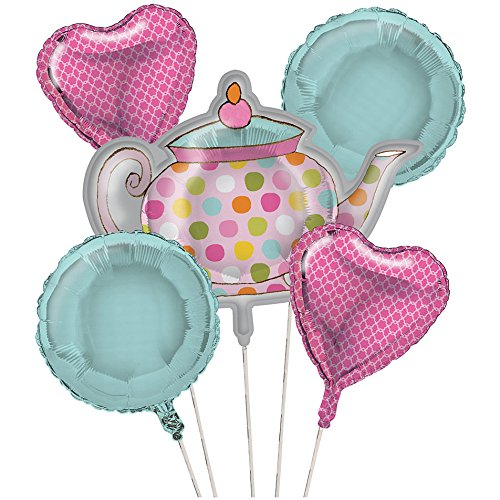 Time Balloon Cluster Party Supplies