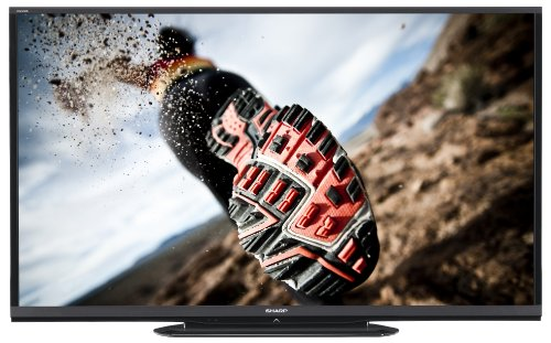 Sharp LC-70LE550 70-Inch Aquos 1080p 120Hz LED TV