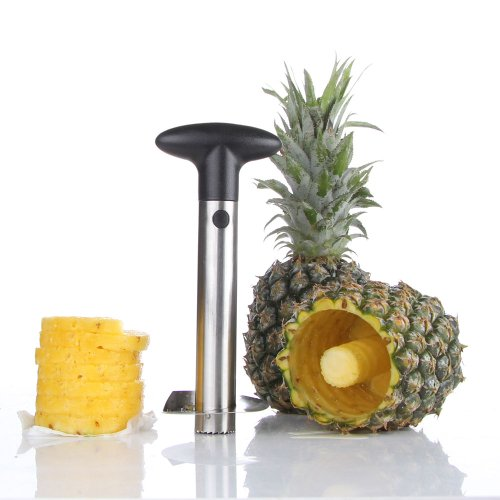 Pineapple Slicer Cutter Stainless Kitchen