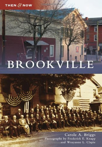 Brookville (Then and Now) ebook