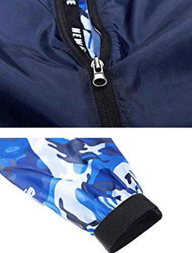 Matchlife Ragazza Outerwear Matchlife Giacca Blu Outerwear Giacca Ragazza Blu AOwrAZH