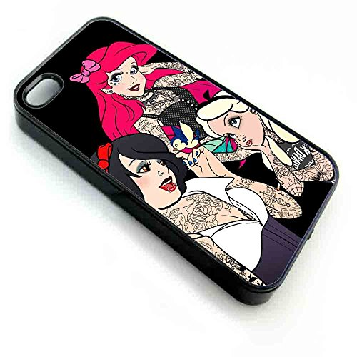 (disney princess punk and tattoo Iphone Case (iPhone 6s)